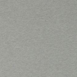 Pique light grey melange