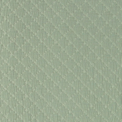 Double-layer cotton green w structure