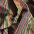 Jacquard multicoloured stripe