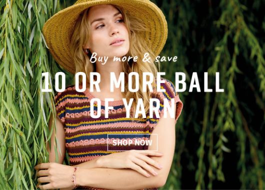 Volume discount on yarn