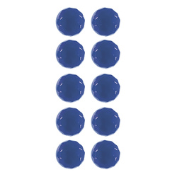 Shank button 12mm cobalt 10 pcs