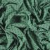 Organic st jersey dusty green w flower