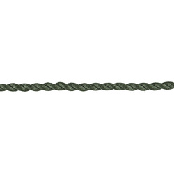 Furniture string 6mm green 5m