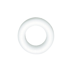 Styrofoam 170mm flat ring