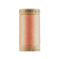 Sewing thread organic cotton melon 100m