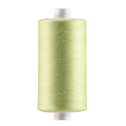 Sewing thread spring green 1000m
