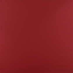 PU laminate red w interlock
