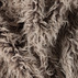 Fake long haired fur stone/nature 50mm