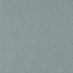 Wool felt dusty antique blue melange