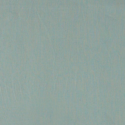 Light linen/viscose dusty light aqua
