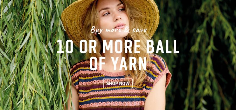 Yarn volume discount