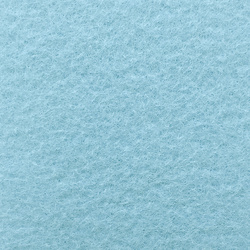 Felt 3mm 40x40cm light blue 1pc