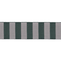 Webbing heavy 38mm green/lavender 4m