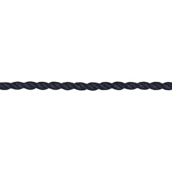 Furniture string 6mm navy 5m