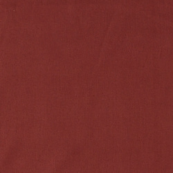 Light linen/viscose dark rouge