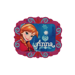 Patch FROZEN/ANNA 70mm 1pc