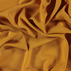 Woven viscose golden brown