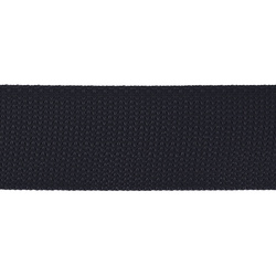 Webbing ribbon nylon 38mm navy 5m