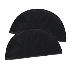 Shoulderpad 85mm narrow soft black