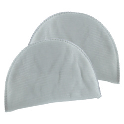 Shoulderpad regular soft white