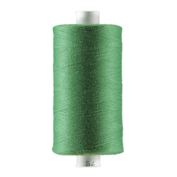 Sewing thread strong green 1000m