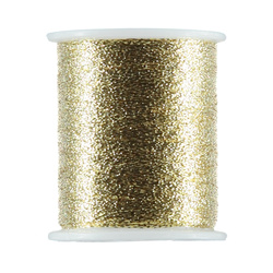 Sewing thread metallic gold effect 90m
