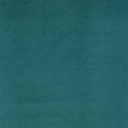 Stretch velvet dark jade