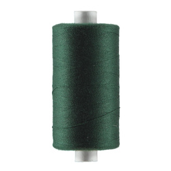 Sewing thread bottle green 1000m