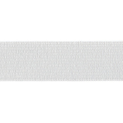 Elastic 25mm white 5m