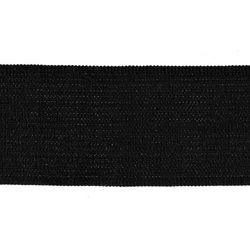 Elastic 35mm black 5m