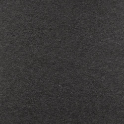 Felt dark grey melange 0,9 mm
