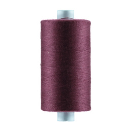 Sewing thread bordeaux 1000m