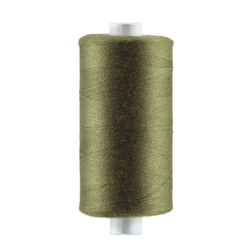 Sewing thread moss green 1000m