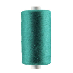 Sewing thread dark jade 1000m