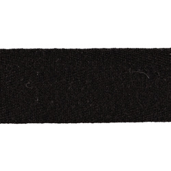 Webbing ribbon 30mm black 3m