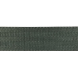 Ribbon woven nylon 38mm army green 4m
