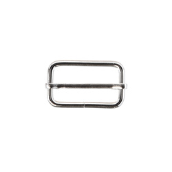 Buckle 38mm silver 1 pcs