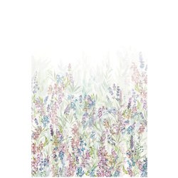 Digitalprint Flower field 150x225cm