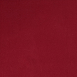 Woven viscose dark red