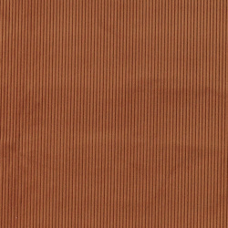 Upholstery micro corduroy golden brown