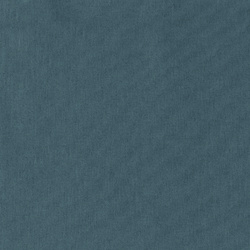 Linen/cotton petrol blue