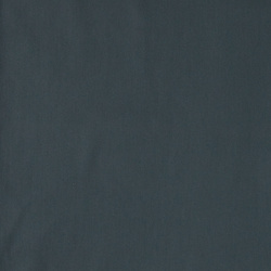 Cotton satin dark petrol blue