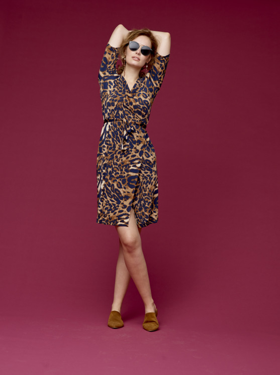 Leopard summerdress
