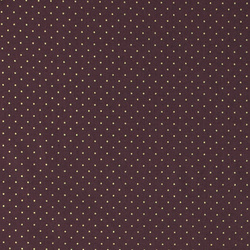 Patchwork 45x55cm bordeaux w gold dots