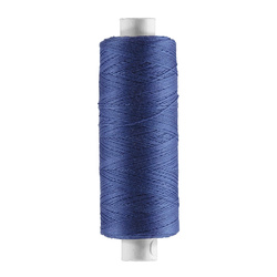Quilting thread blue 300m