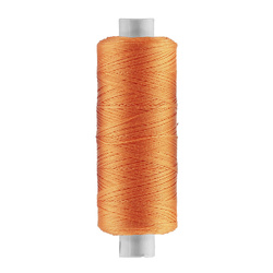 Quilting thread orange 300m