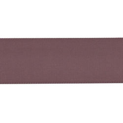 Gros grain ribbon 38mm light heather 5m