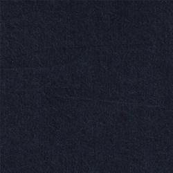 Soft washed denim dark blue 10oz