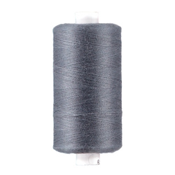 Sewing thread antique blue 1000m