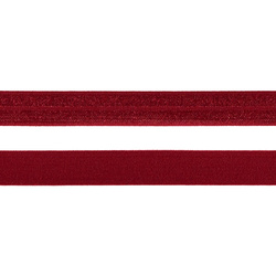 Folding elastic 14mm red 3m